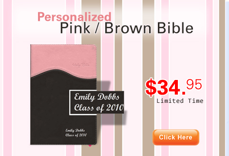 Personalized Bibles and Christian Gifts
