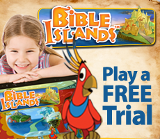 Bible Islands - A safe, personalized world for children