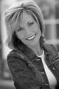 Introducing Beth Moore and Living Proof Ministries.