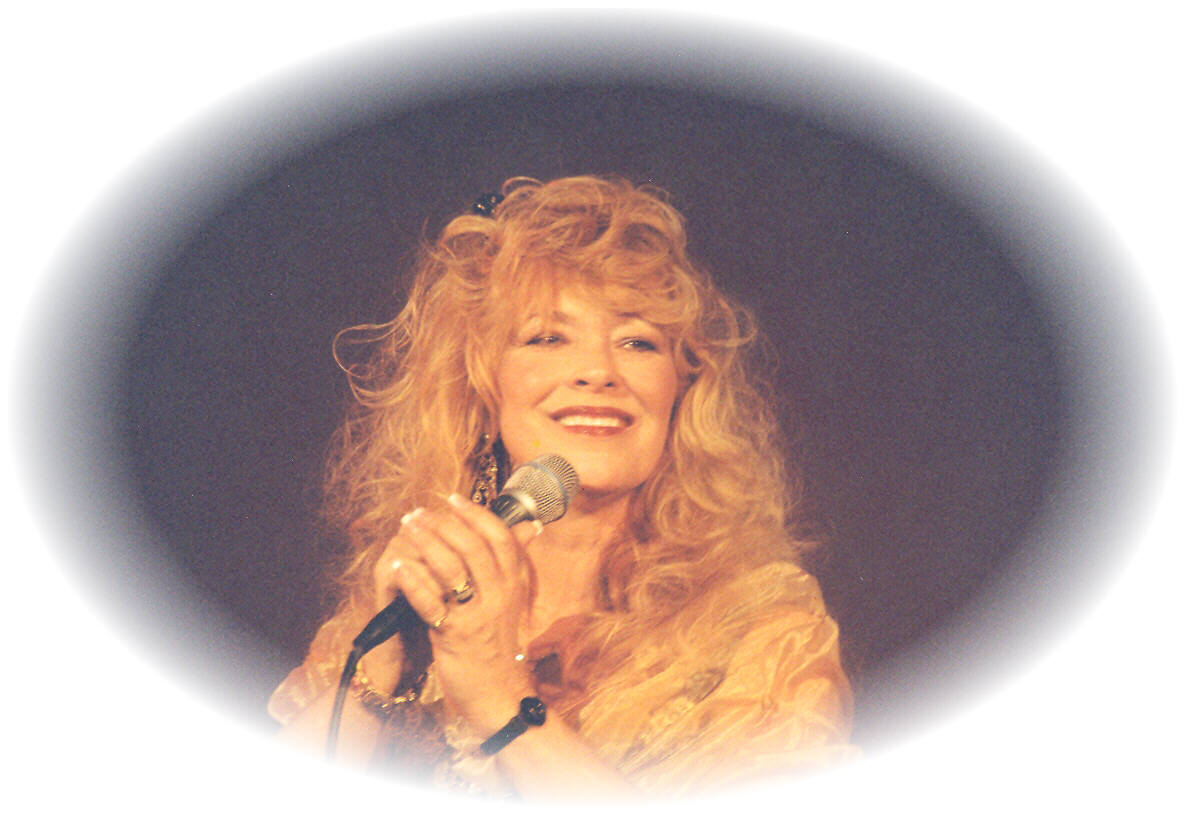 Introducing Claudia Pinkerton, Christian Conference Speaker & Gospel Music Artist.